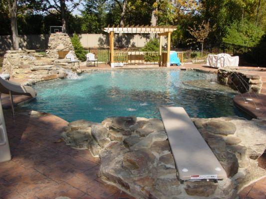 Natural looking in ground pools Diy Natural Swimming Pools Gallery Customers Looking Barrington Pools Natural Swimming Pools Gallery Barrington Pools