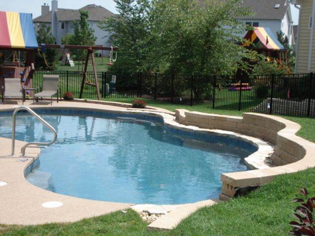 Free Form Pools - Barrington Pools