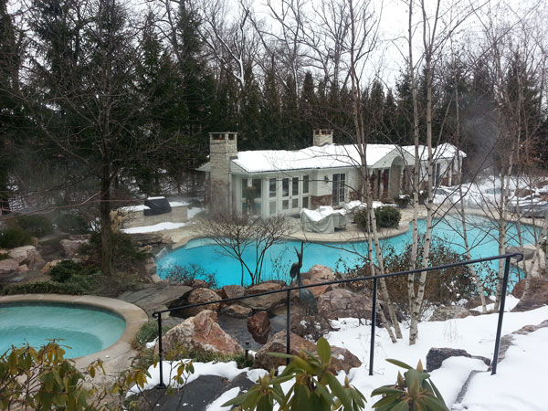 Yes You Can Keep Your Pool Open In Winter Barrington Pools
