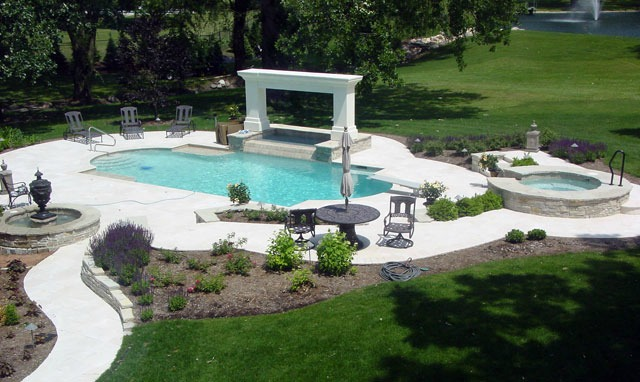Swimming Pool Design - Barrington Pools